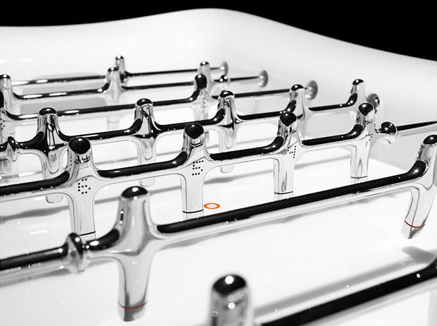 Luxury Foosball Table From 11 at werd.com