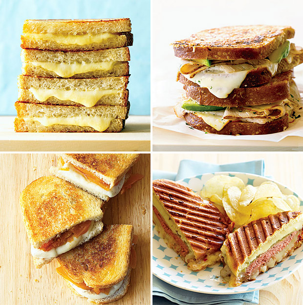 11 Ways to Make a Grilled Cheese Sandwich at werd.com