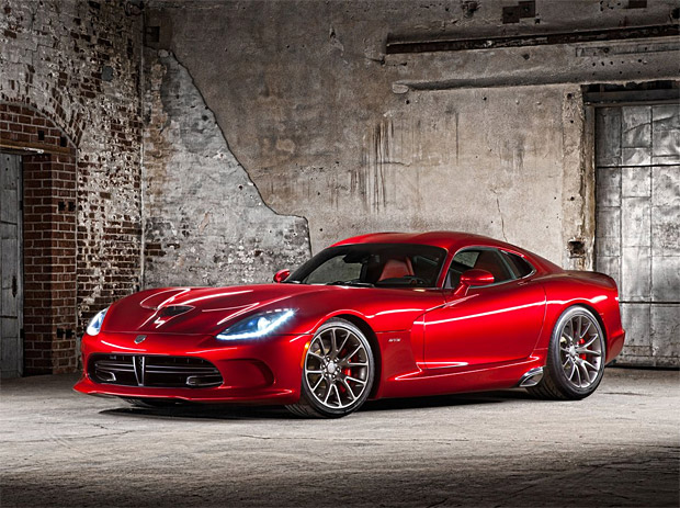 2013 SRT Viper at werd.com