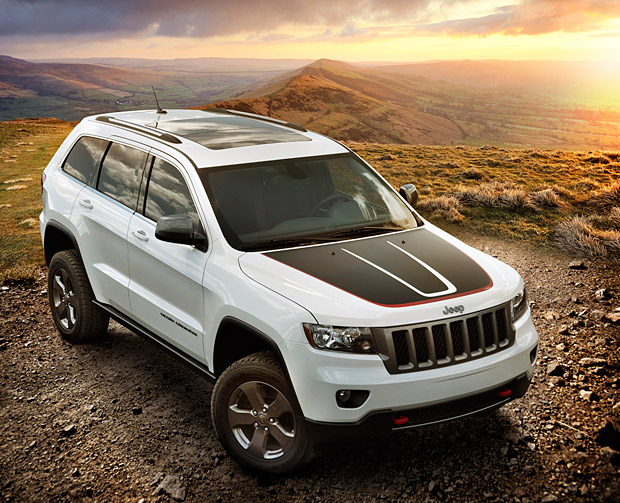 2013 Jeep Grand Cherokee Trailhawk at werd.com