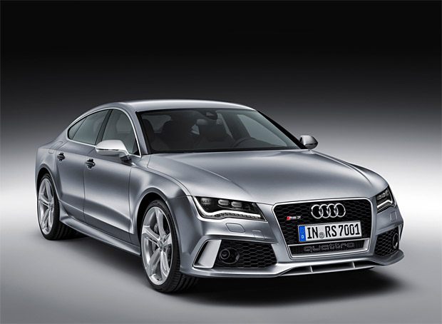 2014 Audi RS 7 at werd.com