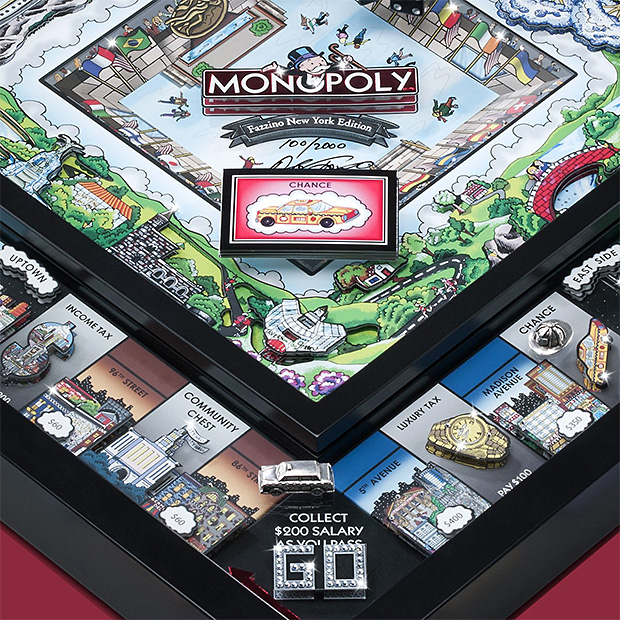 3D Monopoly New York Edition at werd.com