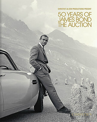 50 Years of James Bond: The Auction