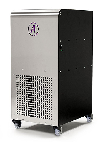 Aerobiotix Aero One Air Purifier at werd.com