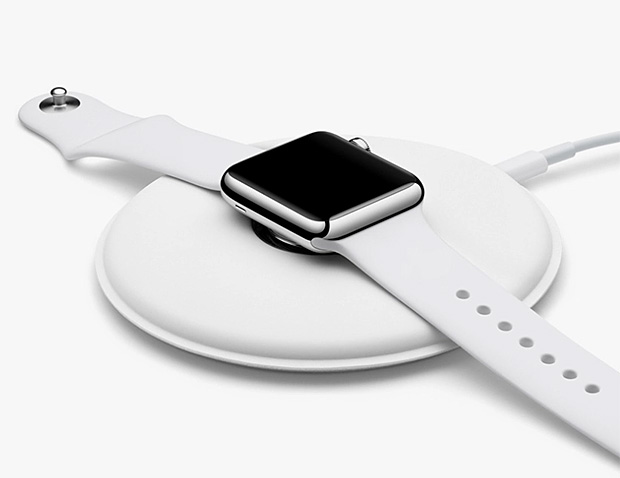 Apple Watch Magnetic Charging Dock at werd.com
