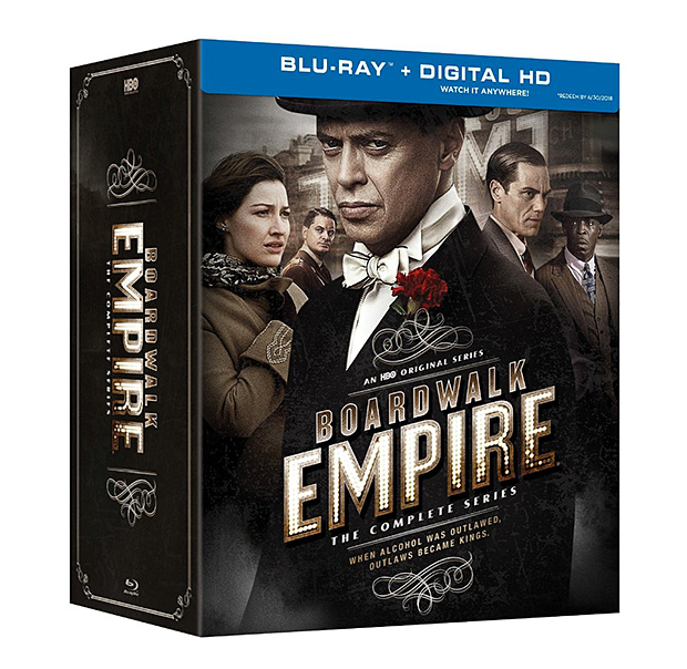 Boardwalk Empire Complete Series Blu-ray at werd.com