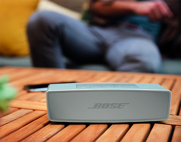 Bose SoundLink Mini Bluetooth Speaker II at werd.com
