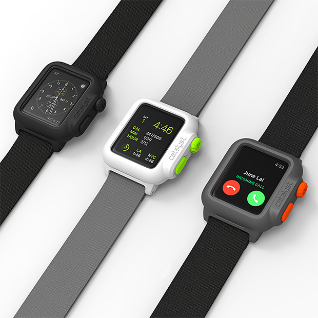 Catalyst Case for Apple Watch at werd.com