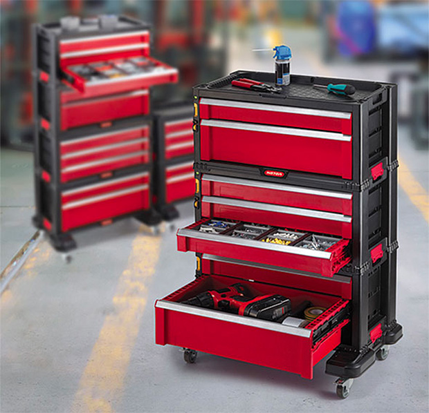 Craftsman Tool Chest Storage System at werd.com
