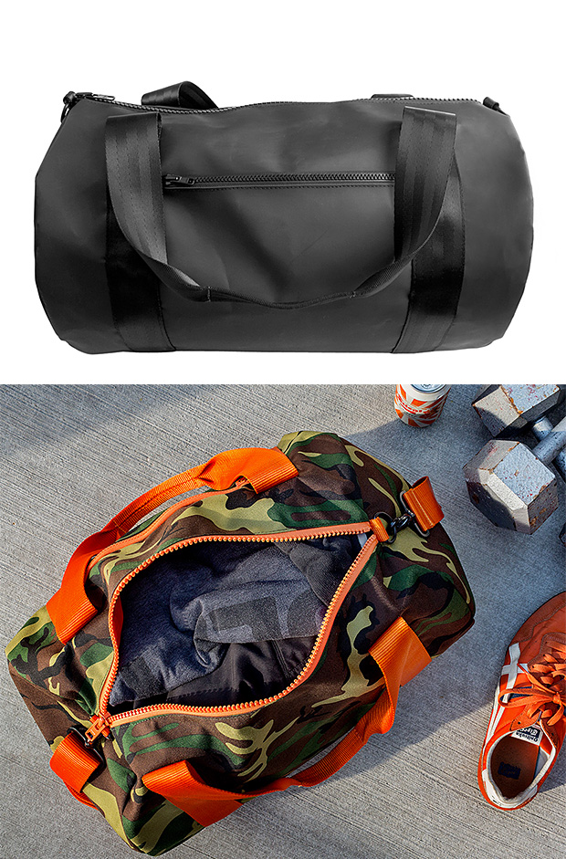 Defy Ultimate Gym Bag at werd.com