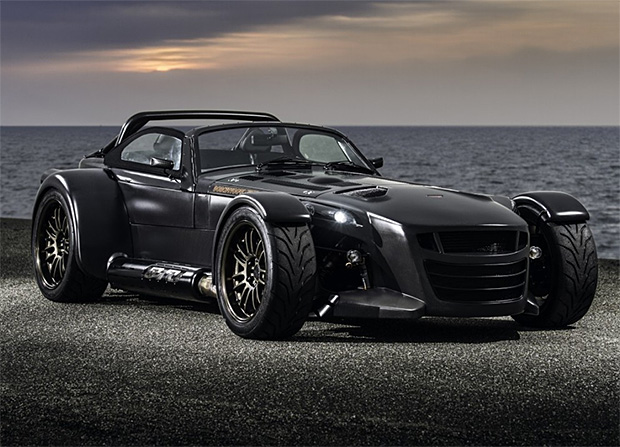 Donkervoort D8 GTO Bare Naked Carbon Edition at werd.com