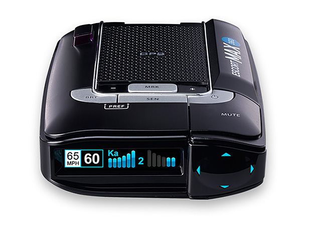 Escort Max360 Radar Detector at werd.com