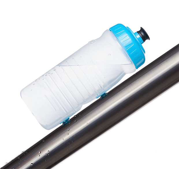 Fabric Cageless Water Bottle at werd.com