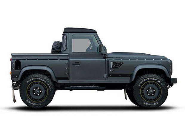 Flying Huntsman 105 Defender Pickup by Kahn Design at werd.com