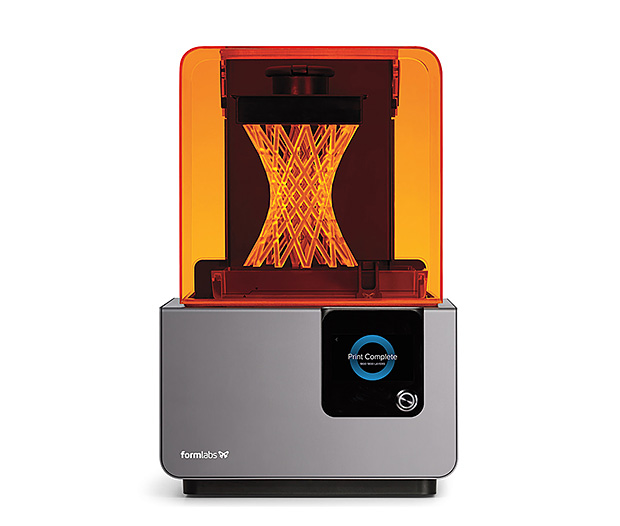 Formlabs Form 2 at werd.com