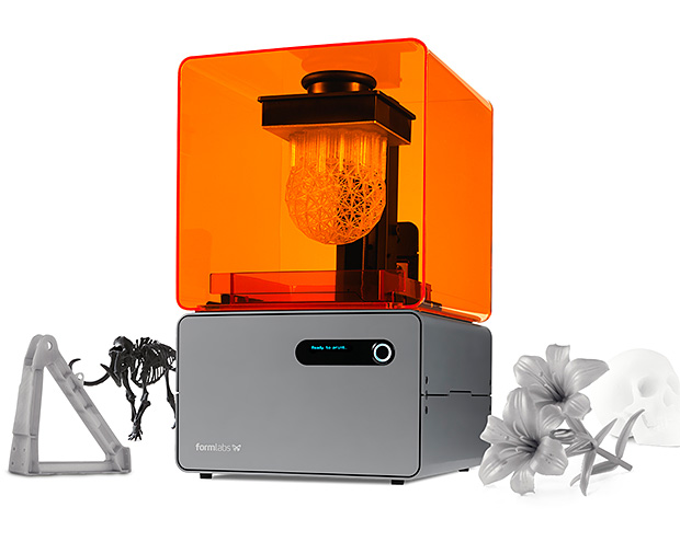 Formlabs Form 1+ 3D Printer at werd.com