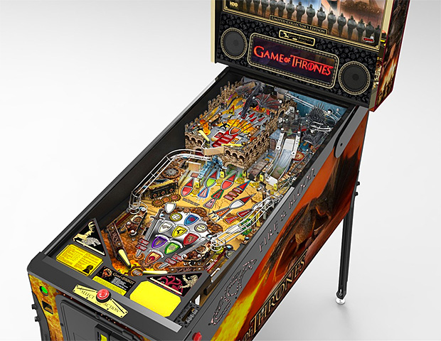 Game Of Thrones Pinball Machine at werd.com