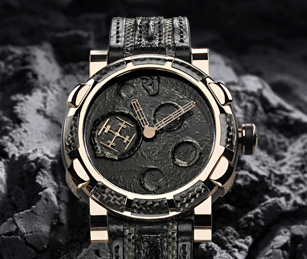 Romain Jerome Moon Dust Watch at werd.com