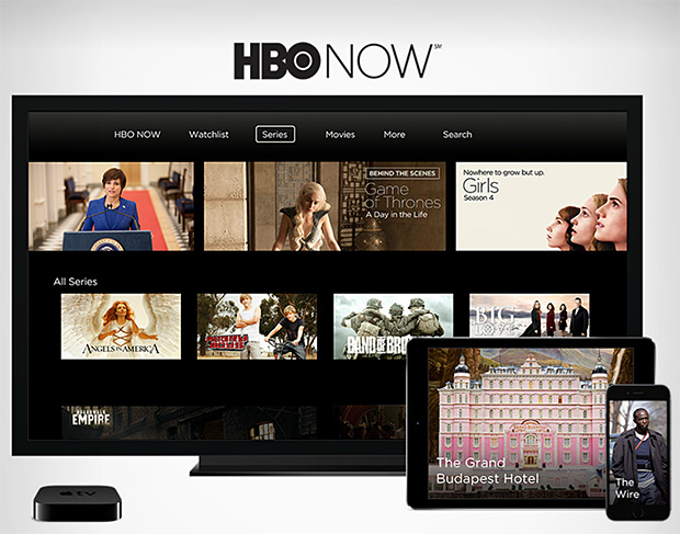 HBO Now at werd.com