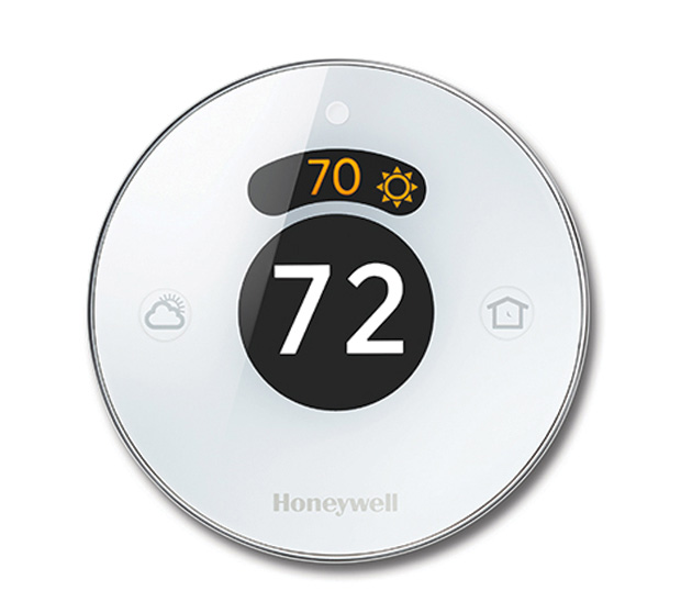 Honeywell Lyric Thermostat at werd.com