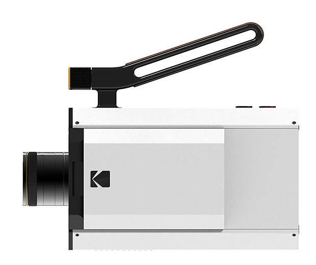 Kodak Super 8 Camera at werd.com