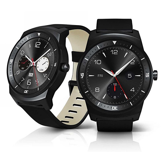 LG G Watch R at werd.com