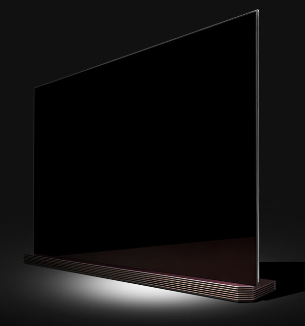 LG G6 Signature OLED 4K Smart TV at werd.com