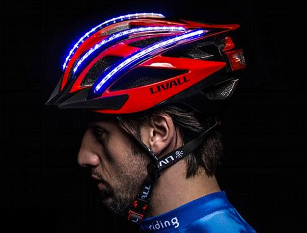 LIVALL Bling Cycling Helmet at werd.com
