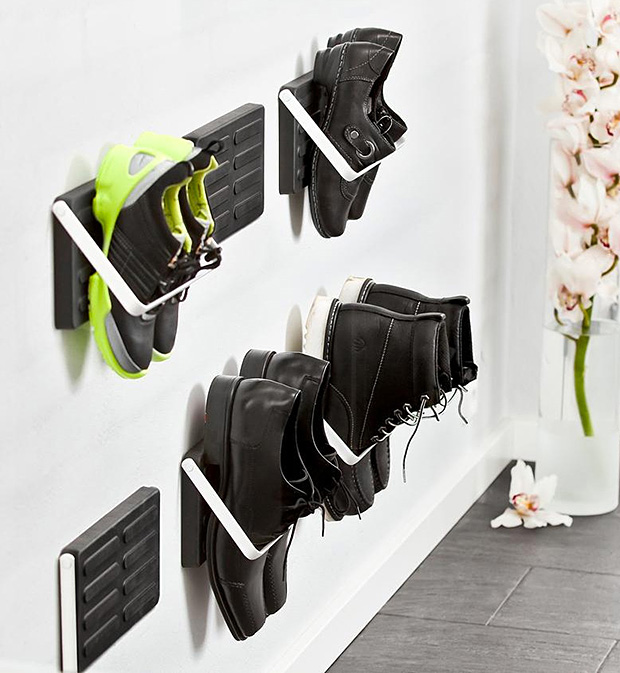 LoCa Knax Zjup Shoe Storage at werd.com