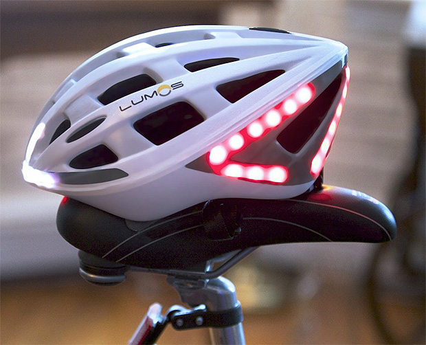 Lumos Bicycle Helmet at werd.com