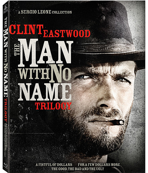 Man With No Name Trilogy Remastered Edition Blu-ray at werd.com