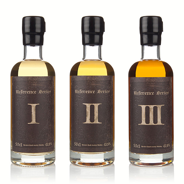 Masters of Malt Reference Series at werd.com
