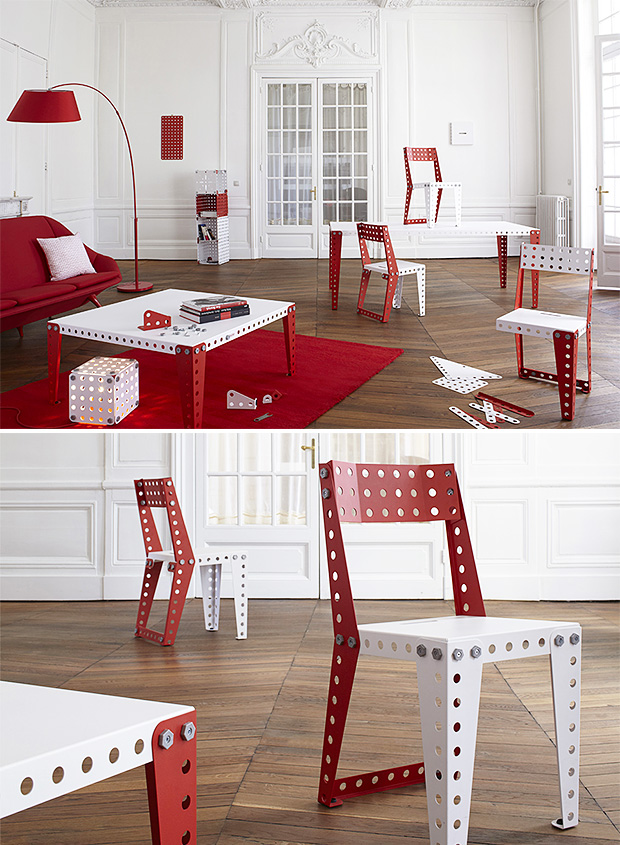 Meccano Home Furniture at werd.com