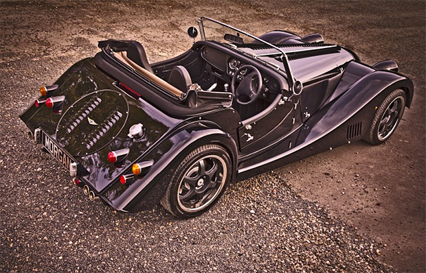 Morgan Plus 8 Speedster at werd.com