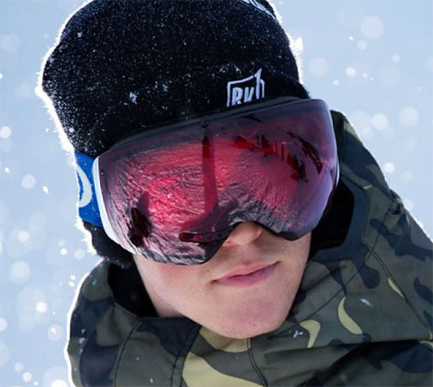 Oakley Prizm Snow Goggle at werd.com