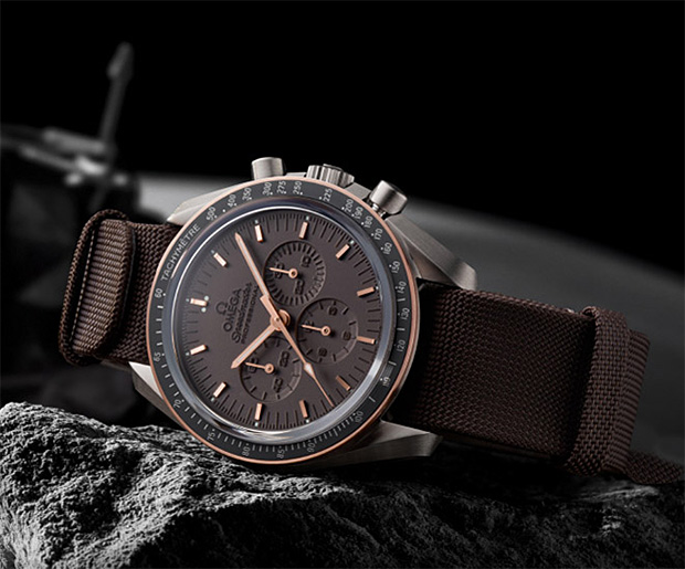 Omega Speedmaster Apollo 11 45th Anniversary Limited Edition at werd.com