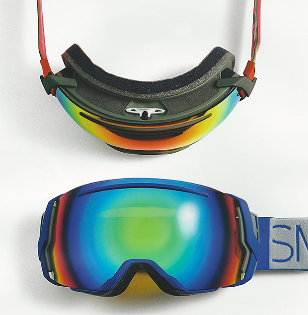 Smith I/07 Snow Goggles at werd.com