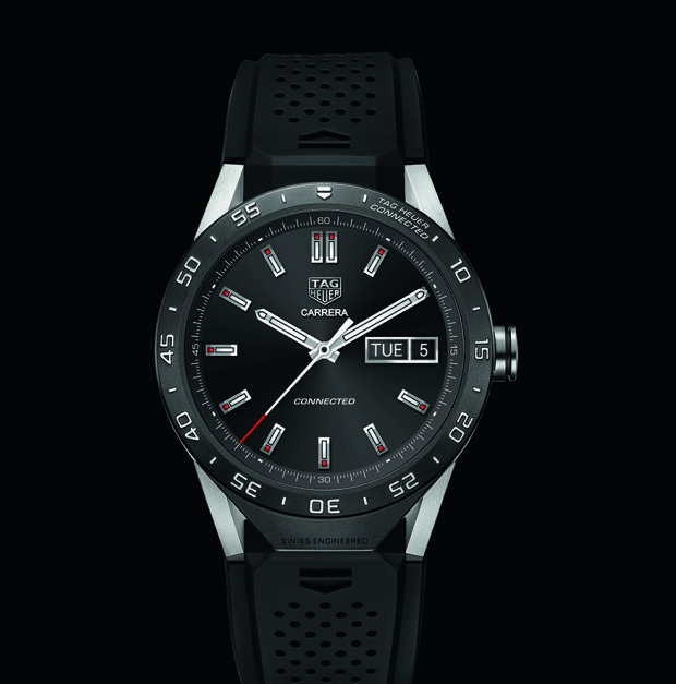 TAG Heuer Connected at werd.com