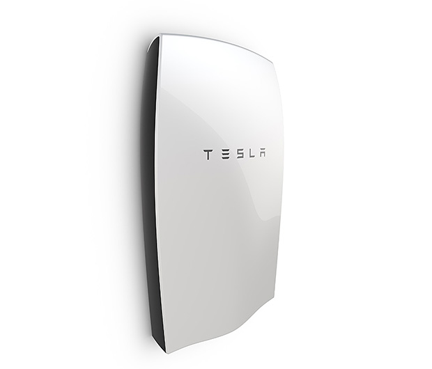 Tesla Powerwall at werd.com