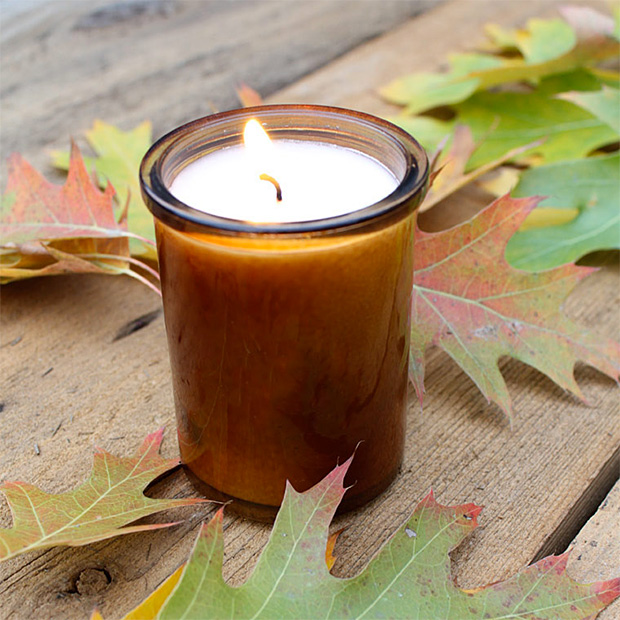 Vermont Wood-Scented Candles at werd.com