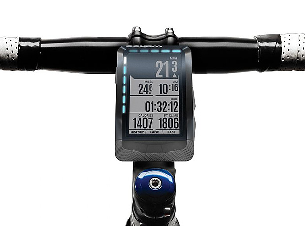 Wahoo Fitness ELEMNT GPS Bike Computer at werd.com