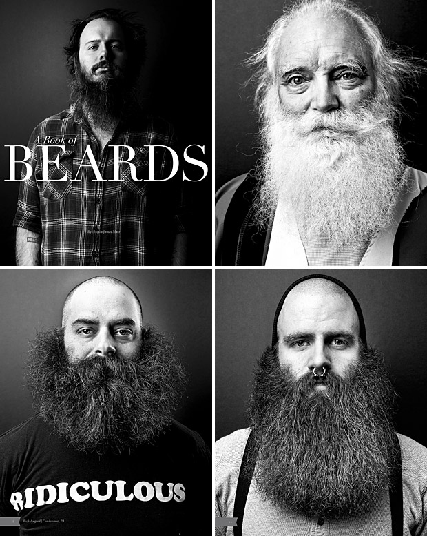 A Book of Beards at werd.com