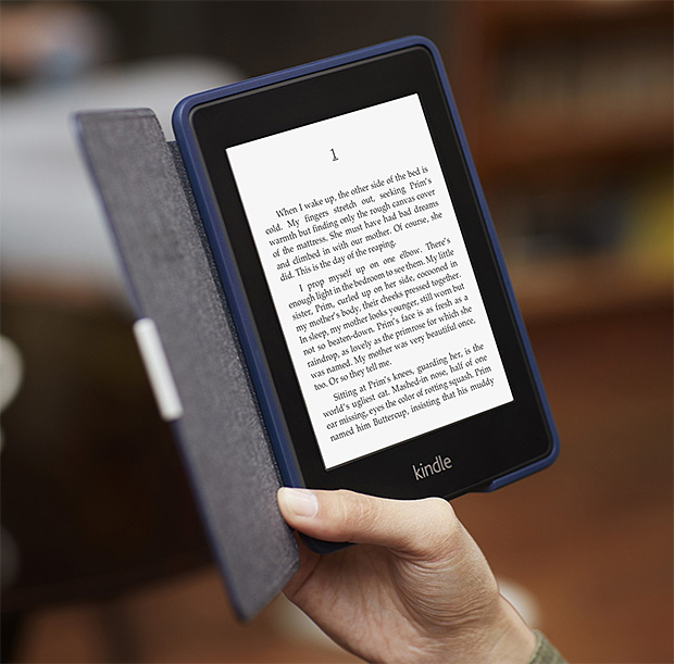 All New Kindle Paperwhite at werd.com