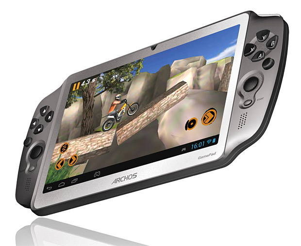 Archos GamePad at werd.com