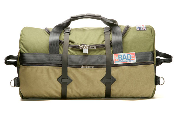 BAD Duffel at werd.com