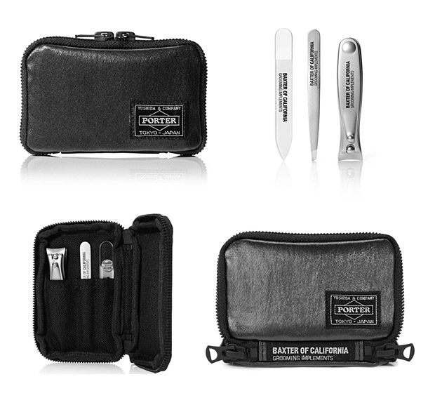 Baxter of California x PORTER Grooming Kit at werd.com