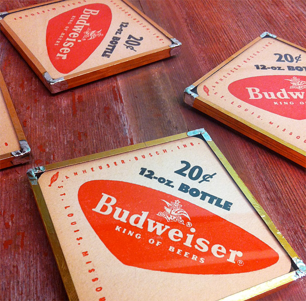 Baxter's Coasters at werd.com