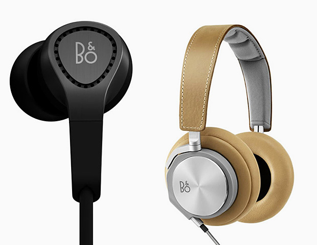 Bang & Olufsen BeoPlay H3 & BeoPlay H6 at werd.com