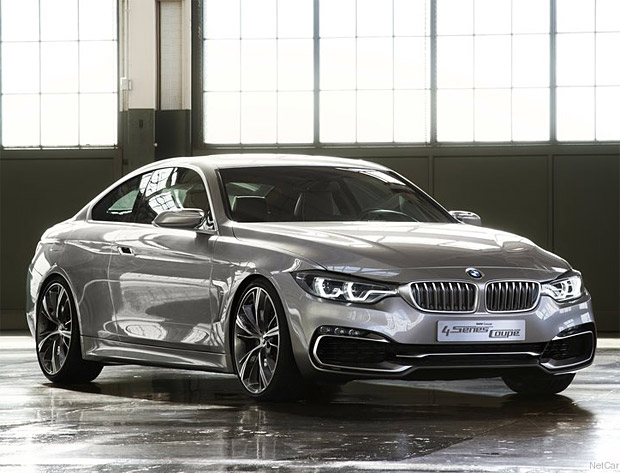 BMW Concept 4 Series Coupe at werd.com