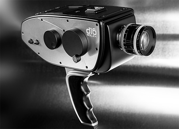 Bolex D16 Cinema Camera at werd.com